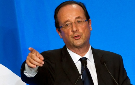 Hollande to see Merkel within hours of oath