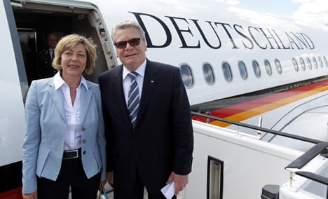 Gauck to tread delicate line in Middle East