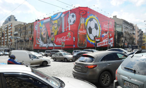 Should soccer be used as a political football?