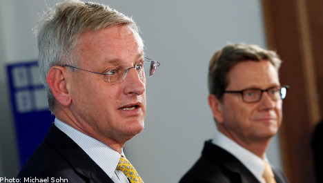 Bildt: next French leader faces 'wake up' call