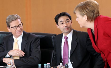 Merkel gives self and ministers pay rise