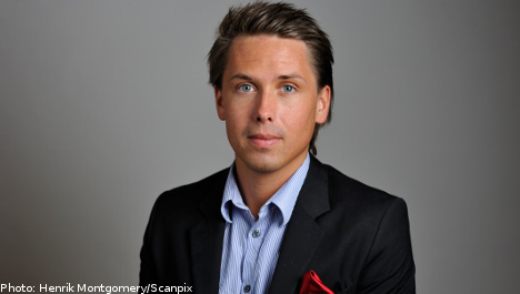 Swedish MP convicted of drugs offences