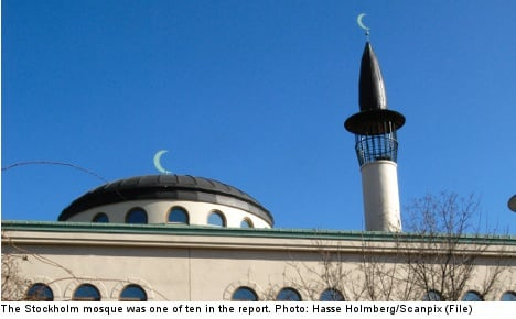 Mosques' advice: 'don't report abusive husbands'