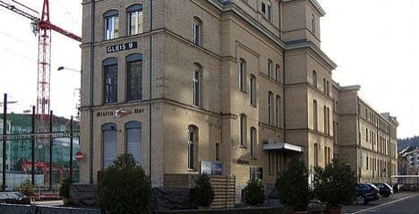 Huge Zurich factory to be moved 60 metres
