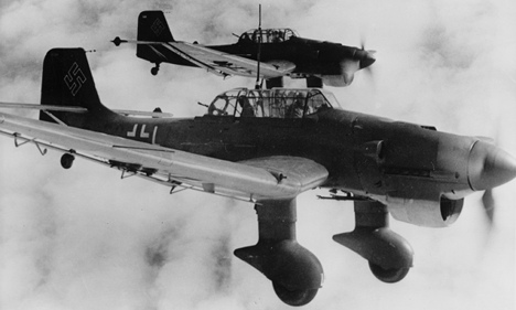 Stuka WWII dive bomber to be hauled from seabed