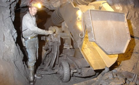 Bavarian graphite mine reopens on higher prices