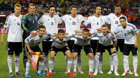 Germany's class of 2010 ready to down Danes