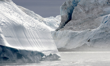 Study: Arctic went through ice-free stages
