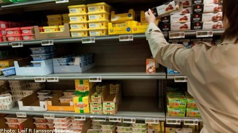 Diet crazes drive Swedes to 'bad fats'