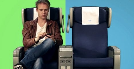 Competition: Win a flight with a Dutch celebrity