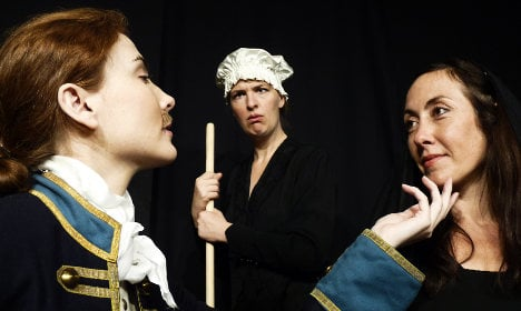 Shakespeare tribute hits Stockholm stages