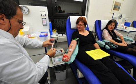 Cash 'threatens search for fresh blood'