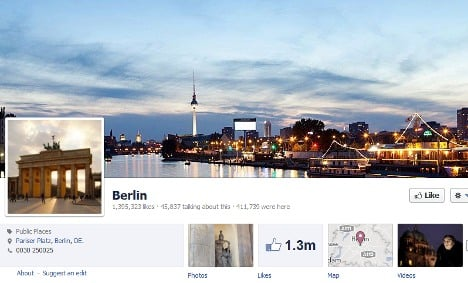 Cities scramble for cool new Facebook names