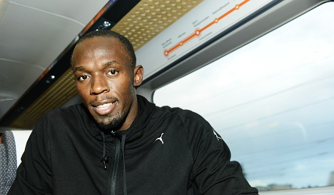 Bolt roadshow touches down in Oslo