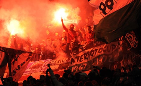 Football hooligans could be banned for a decade