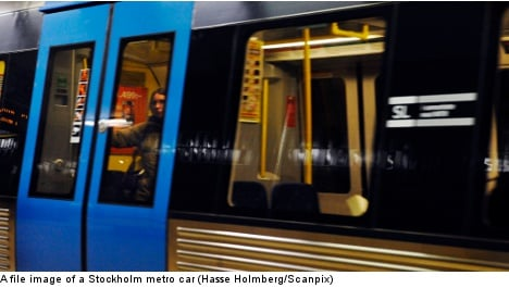 'Mysterious gas' sickens Stockholm metro riders