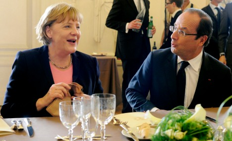 Merkel: Europe more than a currency