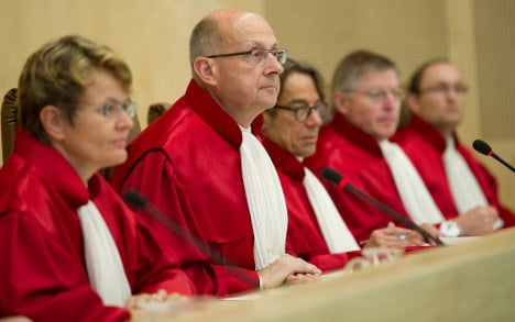Top court will rule on euro rescue next week