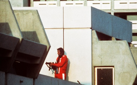 1972 Olympic attack clues 'were ignored'