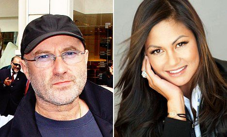 Swiss mansion of Phil Collins' ex-wife for sale