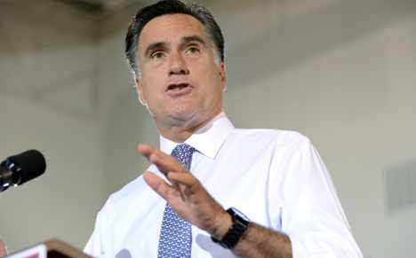 Romney 'plans to visit Berlin this summer'