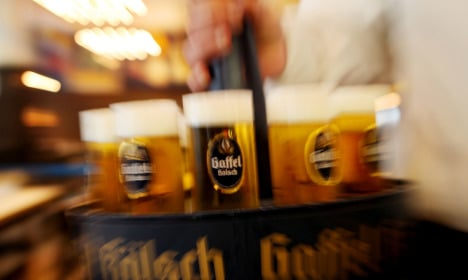 A beer costs three minutes' work – like 1991