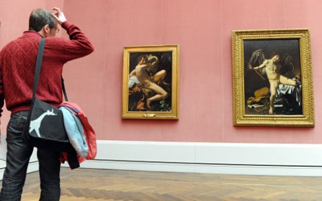 Fury as masterpieces make way for modern art