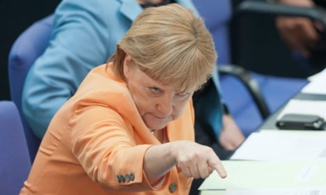 Voters favour Merkel but neither major party