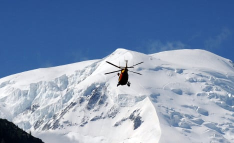 Three Germans among nine killed in avalanche
