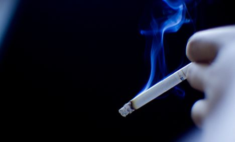 One in six cigarettes smuggled into France