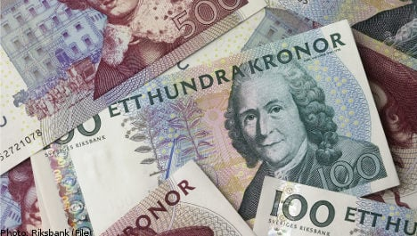 Sweden praised for 'stable' financial outlook