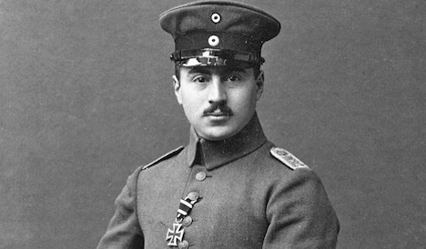 Hitler ordered his Jewish commander spared