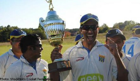 Cricket in Sweden: Q&A with Shahzeb Choudhry
