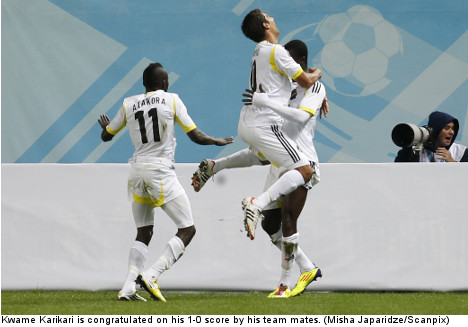 AIK boots Moscow giants in Europa League thriller