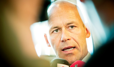 Norway police chief quits over Breivik report