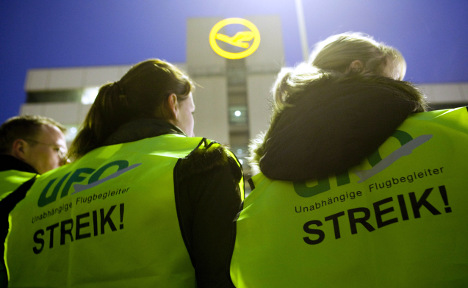Lufthansa cabins crews to strike 'any day now'