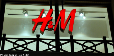 H&M to open its first store in South America