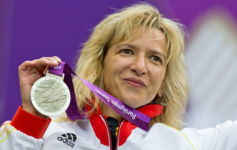 First medal for Paralympians in shooting