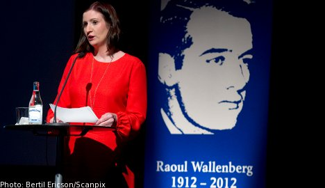 'Give Wallenberg an annual day': minister