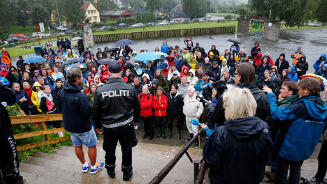 Search continues for missing Norwegian teen