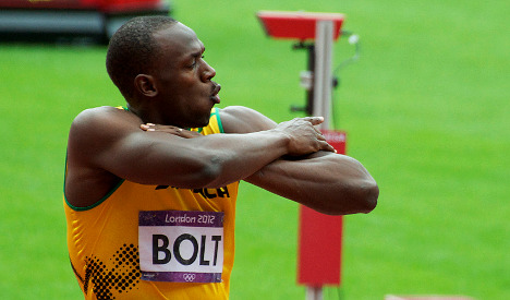 Bolt vows to put on show for Lausanne crowd