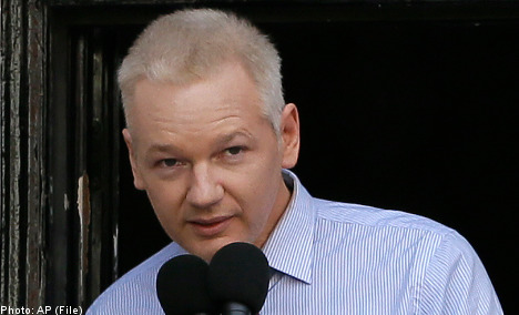 Assange: Sweden likely to 'drop case' against me