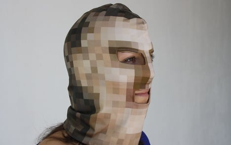 Pixelhead – the ultimate in anonymous?