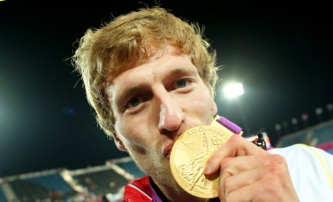 44 medals earns German Olympic team 6th place