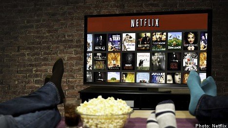 Netflix set to launch in Sweden this year