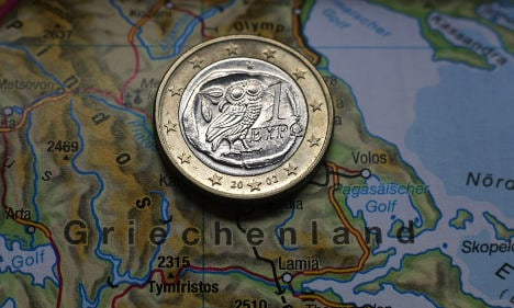 Greek euro exit would be 'manageable' says ECB