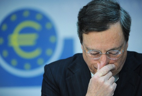 ECB 'could oppose Germany and buy bonds'