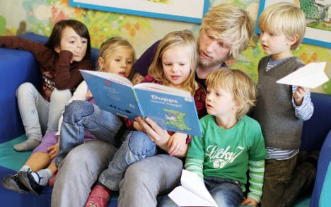 Day care missing for hordes of toddlers