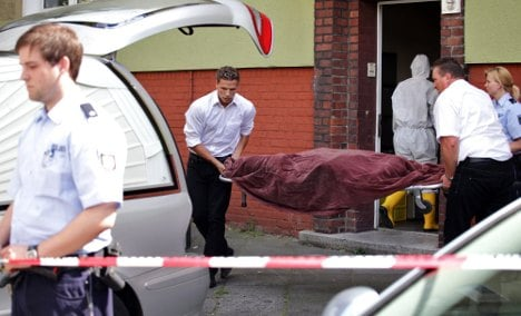 Three dead kids in fire 'were victims of crime'