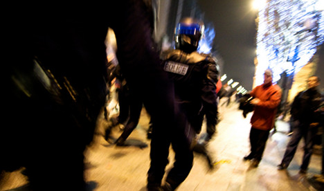 Amiens police cleared of provoking riots